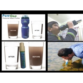 PureOne Water Purifier Straw